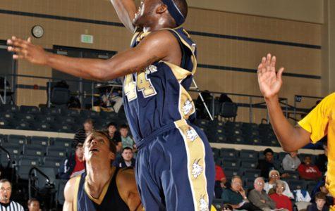 Basketball teams fall short at conference tournament