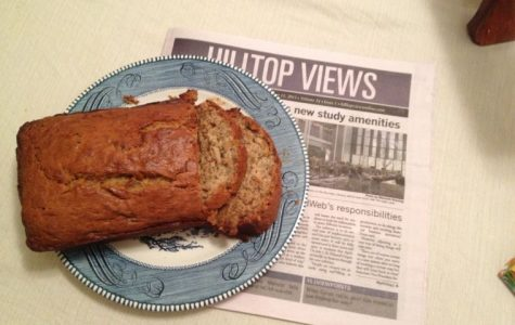 In the College Kitchen with Jenna: Banana Bread