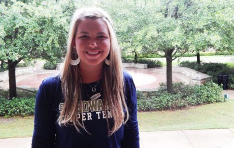 Hughes making a name for herself on the hilltop