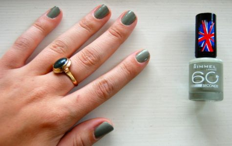Katie Brown on Beauty: Rimmel Nail Polish