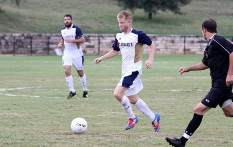 Men's soccer ends year without tournament play