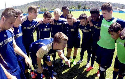 Men's soccer chase NCAA Tournament