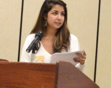 SGA public forum talks plus & minus grading system, MyHilltop, campus safety