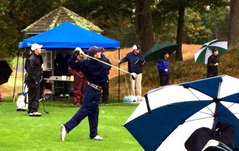 Men's golf victorious against 7 Division I universities