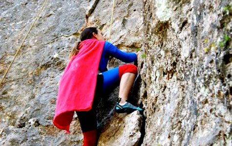 Climbing club emphasizes social aspect of sport