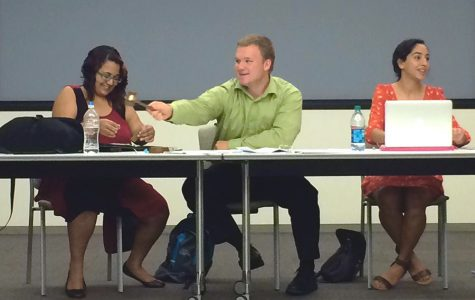 SGA discusses using leftover funds for student scholarships