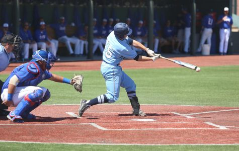 Baseball coach breaks university record for all-time wins