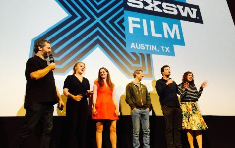"""SXSW: Amy Schumer, Judd Apatow debut unfinished """"Trainwreck"""""""