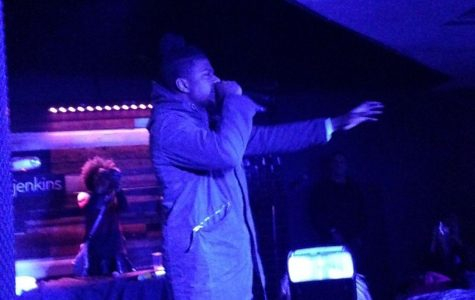 Despite distracting hype, Mick Jenkins delivers exciting set