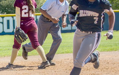 Injured softball star out, team still sweeps in weekend series