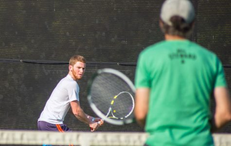 Newly formed club tennis causing a racket with unexpected success