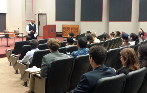 SGA Public Forum tackles student resolutions, construction projects, late fees, insurance