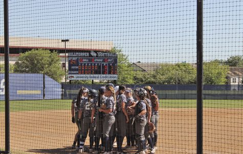 SWEEP: Softball starts strong in conference play