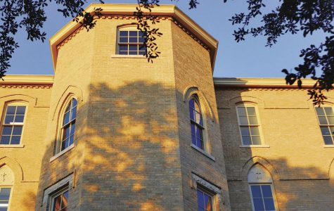 Holy Cross Hall to reopen Spring 2018