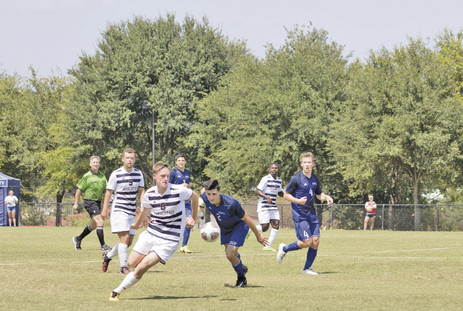 SEU men's soccer is ranked No. 14 in the nation