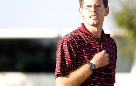 Cross Country coach leaves over winter break