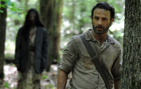 """""""The Walking Dead"""" makes up for flaws with drama, tension"""