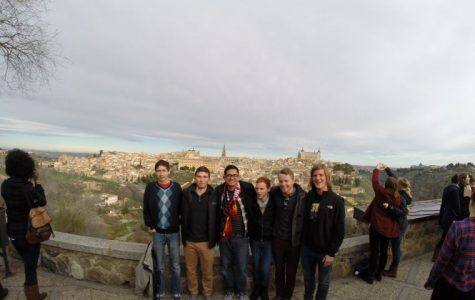 GRANADA: A Quick First Stop in Madrid