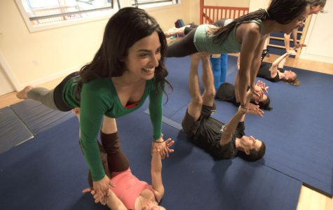 Yoga more than trend, offers spiritual, physical benefits