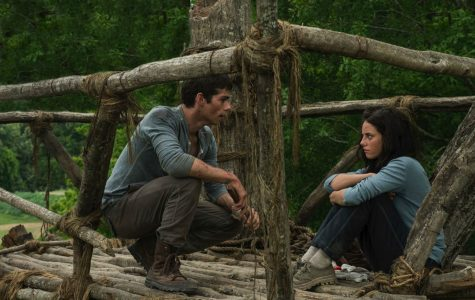 The Maze Runner: suspenseful and action packed but lacking plot from book