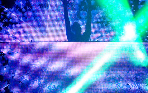 Calvin Harris' intense show made crowd go wild