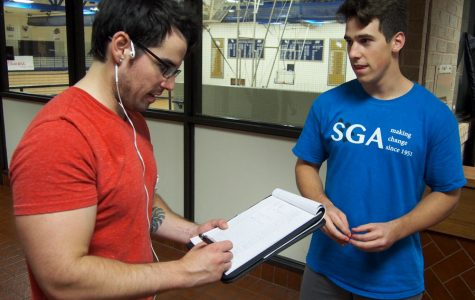 SGA to decide on $1,800 appropriations bill for RCC free-form squat rack