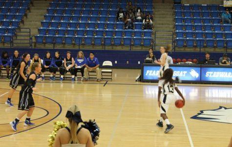 Women's basketball fall 2015 recap