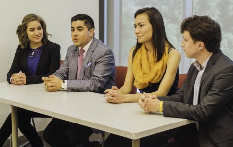 SGA candidates promise to revitalize association