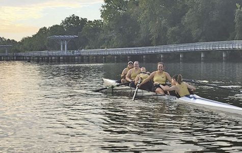 SEU rowing is headed for their first fall regatta at Baylor