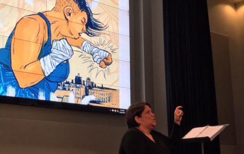 Visting Author Virginia Grise procures 'orgullo' through various identifiers