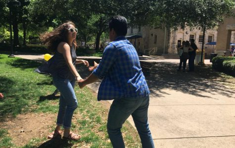 Student government candidates accelerate towards end of campaign